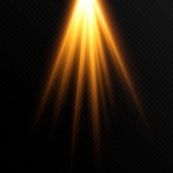 Gouden licht