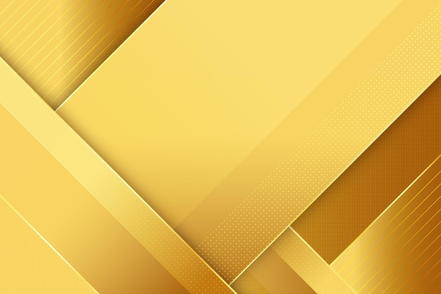 Gouden luxe achtergrond
