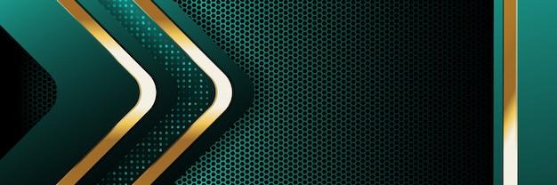 Gouden luxe lichte kleur achtergrond achtergrond
