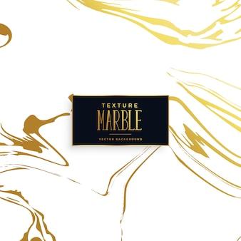 Gouden marmeren textuureffect achtergrond