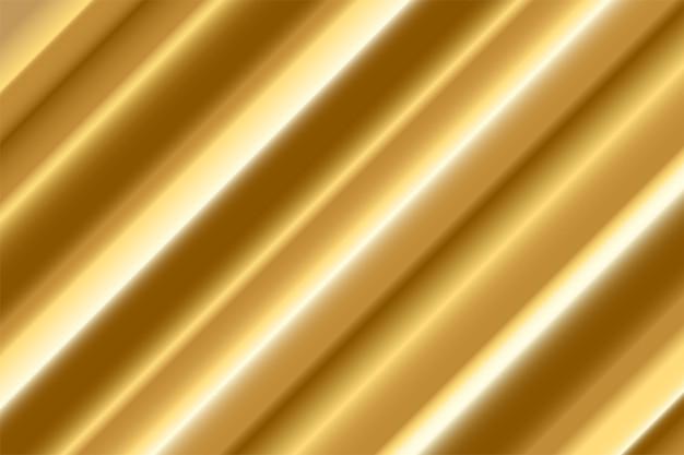 Gouden naadloze textuur abstracte achtergrond glanzend goud metaal of stoffen plaat