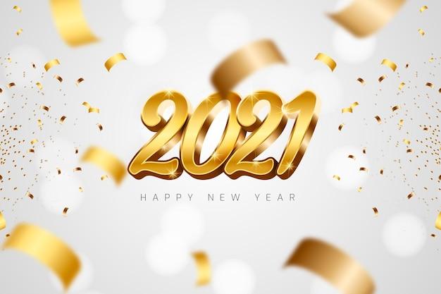 Gouden nieuwjaar 2021