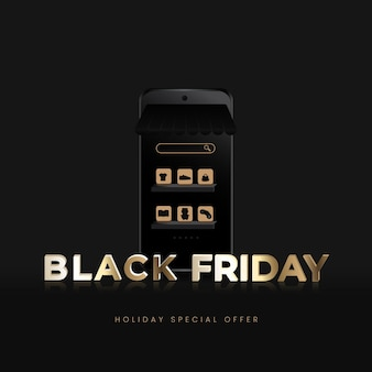 Gouden zwarte vrijdag