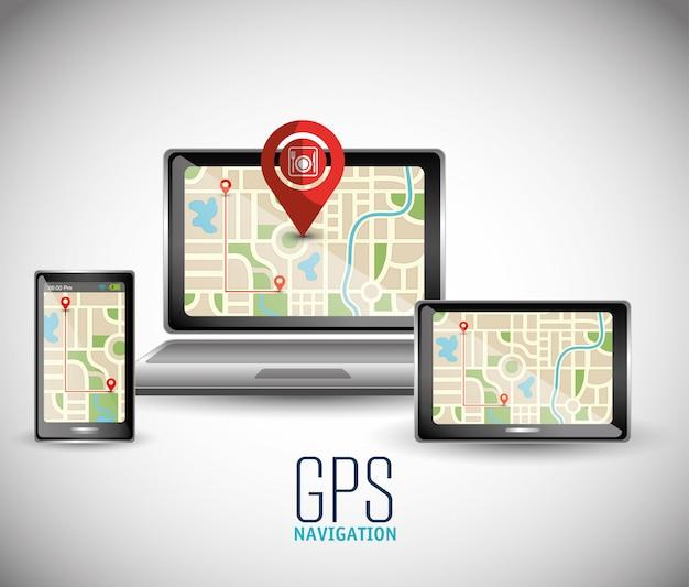Gps-navigatietechnologie