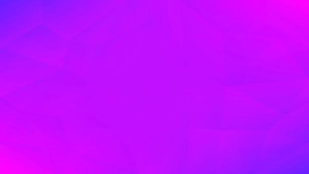 Gradiënt abstracte horizontale driehoek achtergrond. tedere roze en blauwe veelhoekige achtergrond voor mobiele applicatie en web. trendy geometrische abstracte banner. technologie concept flyer. mozaïek stijl.