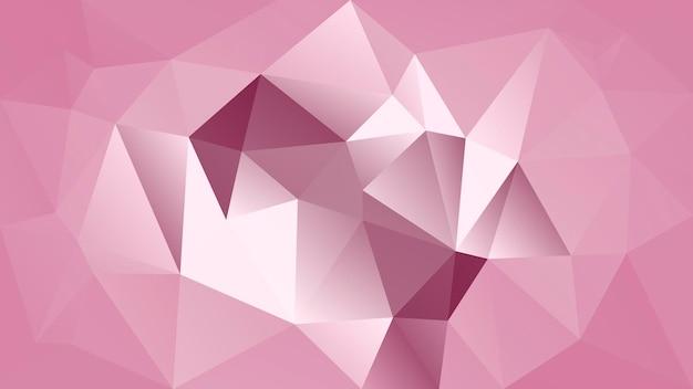 Gradiënt abstracte horizontale driehoek achtergrond. vinous, rode, wijnstok gekleurde veelhoekige achtergrond voor zakelijke presentatie. trendy geometrische abstracte banner. technologie concept flyer. mozaïek stijl.