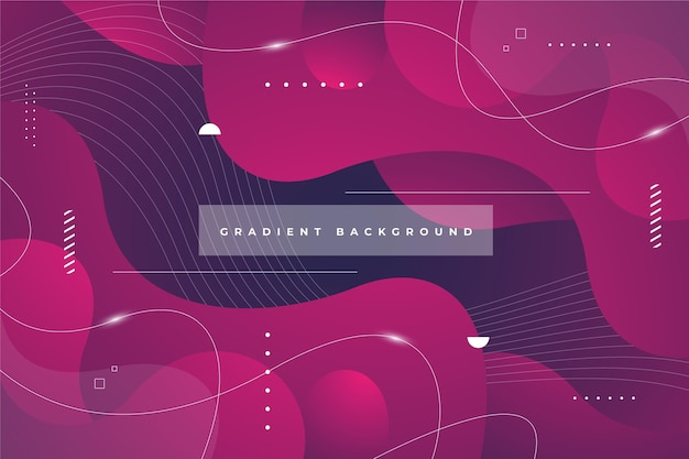 Gradiënt abstracte paarse achtergrond