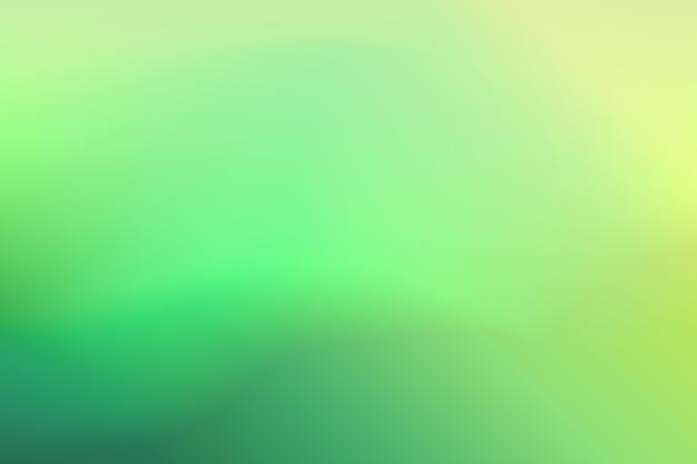 Gradient achtergrond met groene tinten