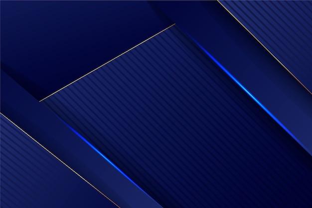 Gradiënt geometrische vormen op donkere achtergrond