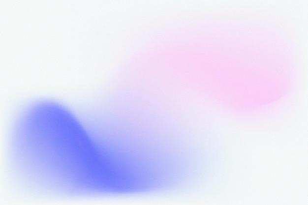 Gradiënt vervagen roze blauwe abstracte achtergrond