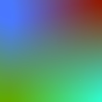 Gradiënt wazig blauw rood groen turquoise gradiënt behang achtergrond