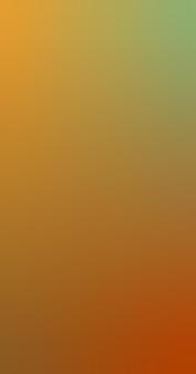Gradiënt, wazig bruin, oranje, bos groen gradiënt behang achtergrond vectorillustratie