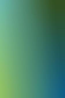Gradiënt wazig groene munt groen limoengroen middernacht blauwe gradiënt behang achtergrond
