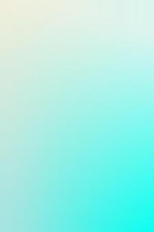 Gradiënt, wazig ivoor, aqua, tiffany blauw, zeeschuim groen gradiënt behang achtergrond
