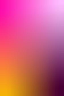 Gradiënt wazig magenta puce oranje lila gradiënt behang achtergrond