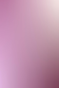 Gradiënt, wazig mauve, kastanjebruin, stoffig roze, ivoor gradiënt behang achtergrond