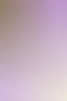Gradiënt wazig naakt lila lavendel ivoor gradiënt behang achtergrond