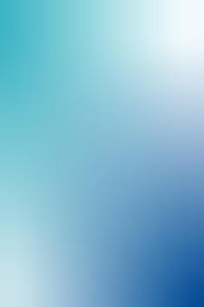 Gradiënt, wazig wit, blauwgroen, babyblauw, marineblauw gradiëntbehangachtergrond