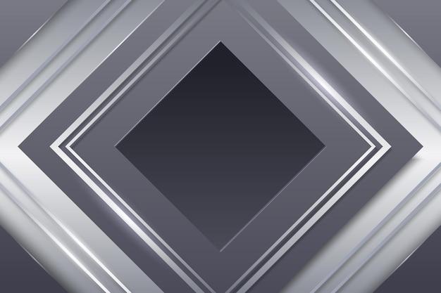 Gradiënt zilveren achtergrond
