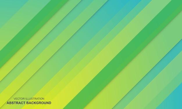 Gradiënten abstracte achtergrond kleurrijk modern design