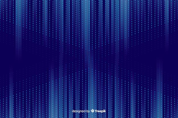 Gradiëntstijl deeltjes achtergrond