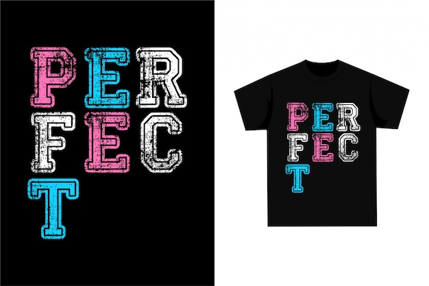 Grafisch t-shirt - perfect