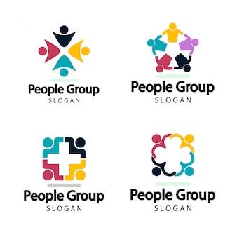 Grafische groep verbinden