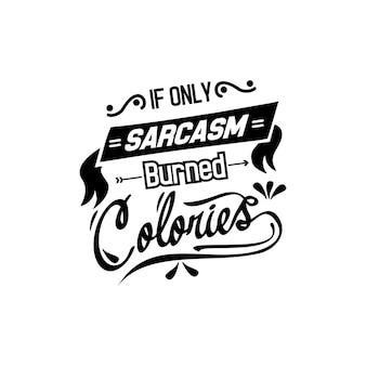 Grappige citaten svg ontwerp vector