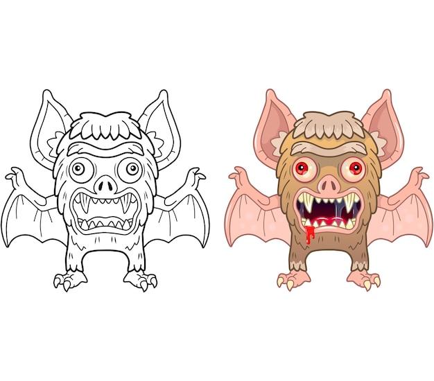 Grappige vampier