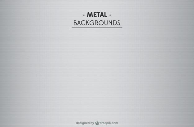 Gratis metalen achtergrond vector