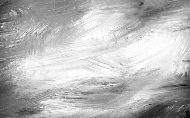 Grijs geverfd behang