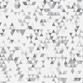 Grijze abstracte geometrische achtergrond