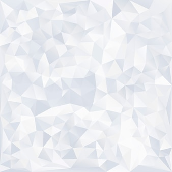 Grijze en witte kristal gestructureerde achtergrond