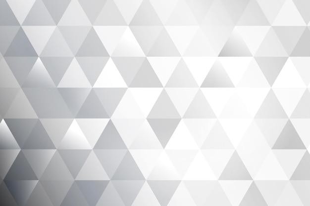 Grijze geometrische achtergrond