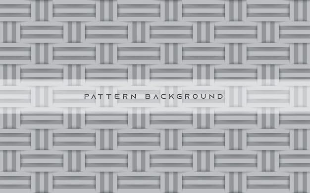 Grijze singelband textuur patroon achtergrond