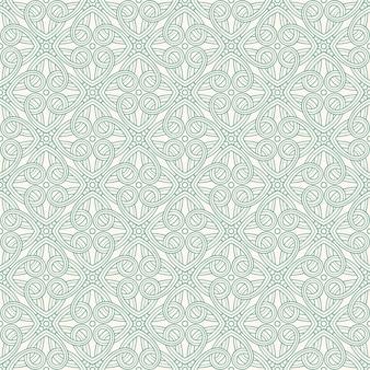 Groen abstract patroon