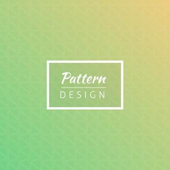 Groen en geel pattern design