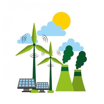 Groen energieconcept