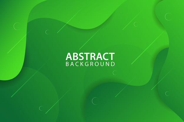 Groene abstracte achtergrond