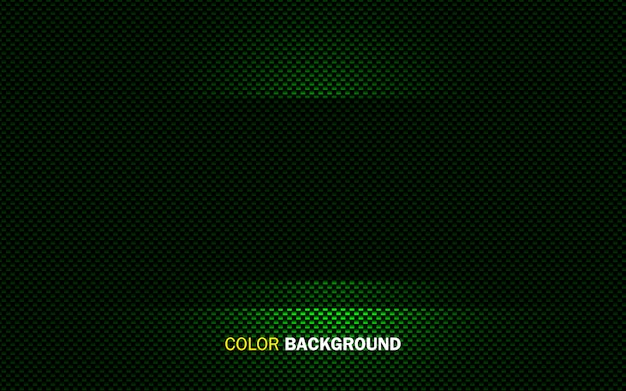 Groene abstracte geometrische achtergrond. dynamisch lichtvormconcept.