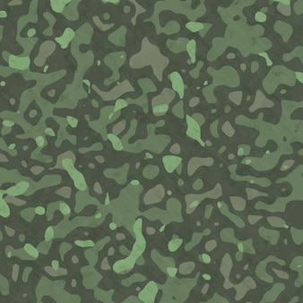 Groene abstracte hand geschilderde achtergrond