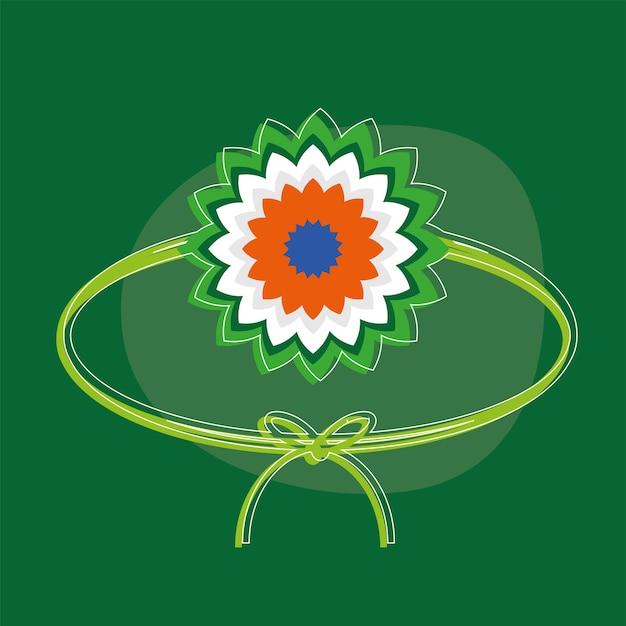Groene armband accessoire