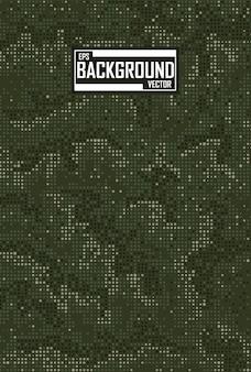 Groene camouflage achtergrond