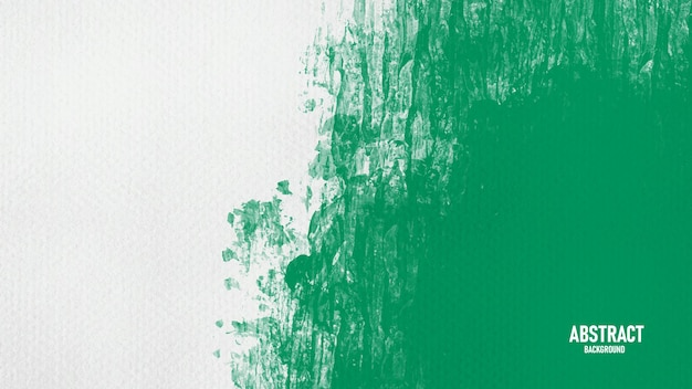 Groene en witte aquarel abstracte achtergrond