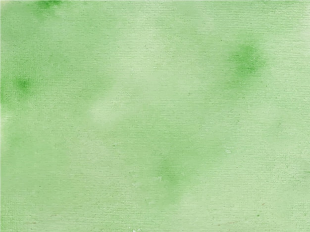 Groene heldere abstracte aquarel textuur
