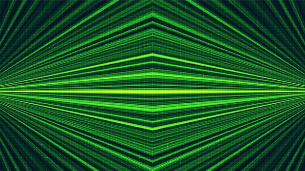 Groene lasertechnologie