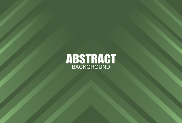 Groene moderne kleurrijke abstracte achtergrond