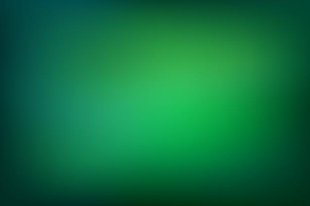 Groene tinten achtergrond met kleurovergang