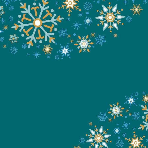 Groene vakantie ontwerp achtergrond vector