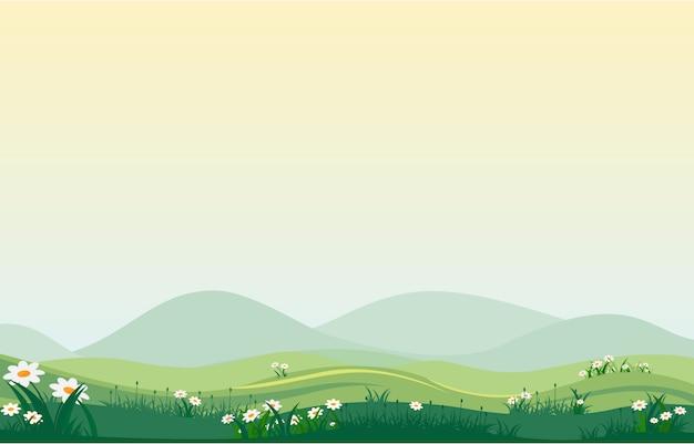 Groene vallei